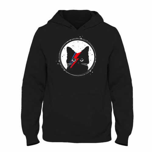 Was created with comfort in mind, this Ziggy Stardust Cat David Bowie Stardust Hoodie lighter weight is perfect for any activity. Teams and groups love this hoodie for its affordable price and variety of colors.