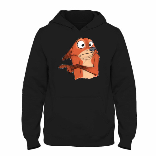Was created with comfort in mind, this Zootopia Lazy Fox Hoodie lighter weight is perfect for any activity. Teams and groups love this hoodie for its affordable price and variety of colors.