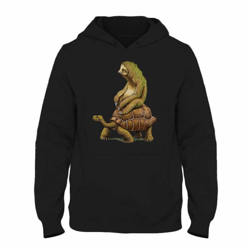 Was created with comfort in mind, this Zootopia Tortoise Sloth Design Hoodie lighter weight is perfect for any activity. Teams and groups love this hoodie for its affordable price and variety of colors.