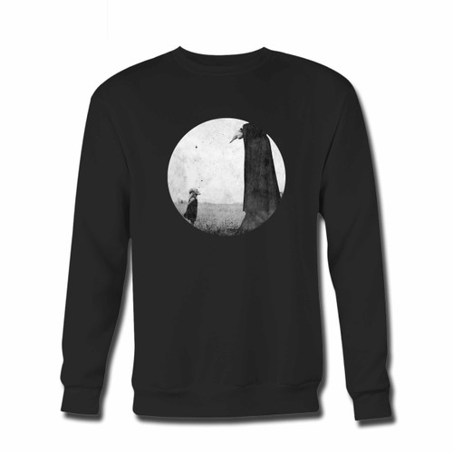 Your Asking Alexandria The Black Album Rounded Crewneck Sweatshirt just got an update. This super comfortable and lighter weight crewneck will become your favorite go-to sweatshirt. The cozy spandex cuffs and waistband make this pill-resistant sweatshirt a fan favorite.And your group will look and feel their best in this premium ringspun cotton crew.