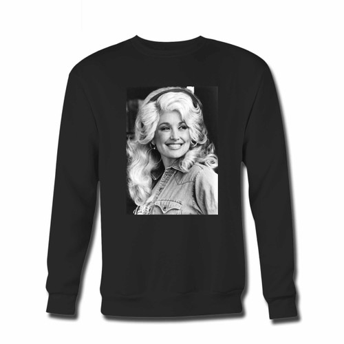 Your Dolly Parton Young Crewneck Sweatshirt just got an update. This super comfortable and lighter weight crewneck will become your favorite go-to sweatshirt. The cozy spandex cuffs and waistband make this pill-resistant sweatshirt a fan favorite.And your group will look and feel their best in this premium ringspun cotton crew.