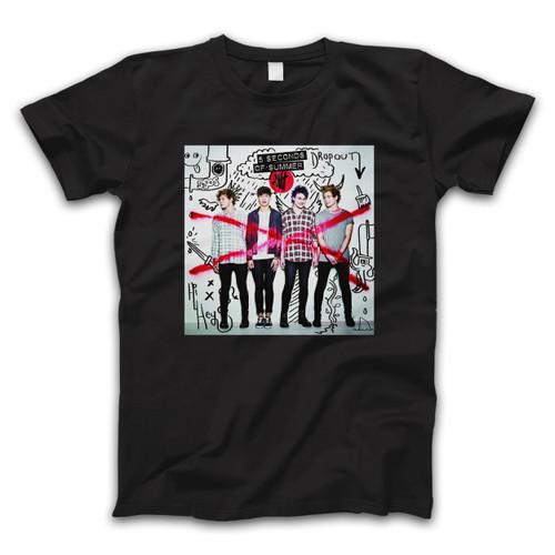 5 Seconds Of Summer Deluxe Men T Shirt