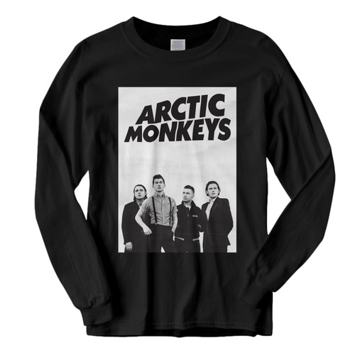 This classic fit Arctic Monkeys Group Photos Long Sleeve Shirt is casually elegant and very comfortable. With fine quality print to make one stand out, it's a perfect fit for every occasion.