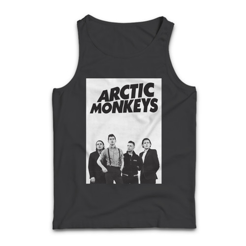 Our cotton Arctic Monkeys Group Photos Men Tank Top is perfect for those intense workouts in the gym, at practice or pickup games.