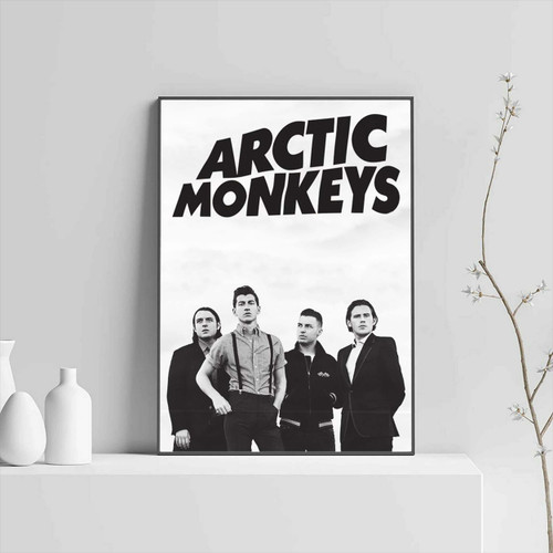 Arctic Monkeys Group Photos Poster