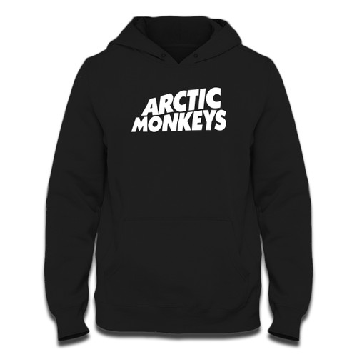 Was created with comfort in mind, this Arctic Monkeys Name Logo Hoodie lighter weight is perfect for any activity. Teams and groups love this hoodie for its affordable price and variety of colors.