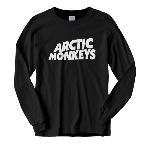 This classic fit Arctic Monkeys Name Logo Long Sleeve Shirt is casually elegant and very comfortable. With fine quality print to make one stand out, it's a perfect fit for every occasion.