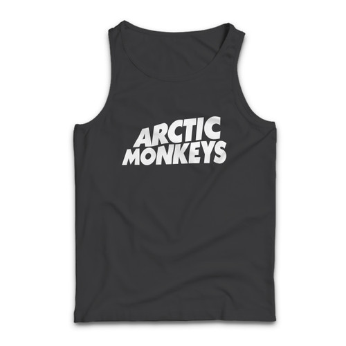 Our cotton Arctic Monkeys Name Logo Men Tank Top is perfect for those intense workouts in the gym, at practice or pickup games.