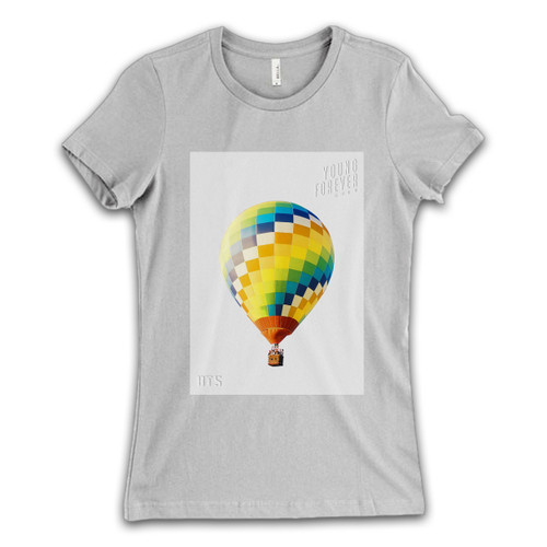 These are BTS The Most Beautiful Moment In Life Poster Women T Shirt that are cute tied to the side or paired with a cardigan or jacket for a more styled look. So comfy and classic, they are sure to make your vacation extra magical.