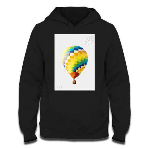 Was created with comfort in mind, this BTS The Most Beautiful Moment In Life Poster Hoodie lighter weight is perfect for any activity. Teams and groups love this hoodie for its affordable price and variety of colors.