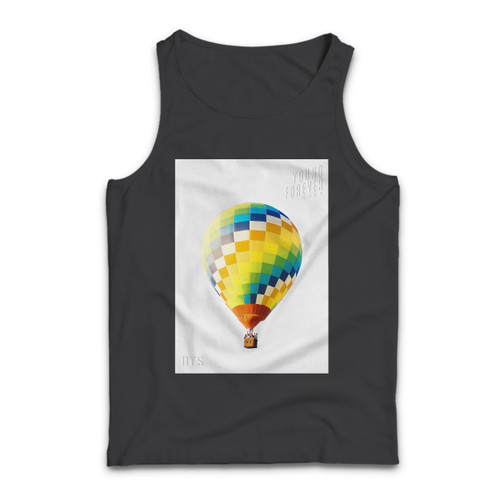Our cotton BTS The Most Beautiful Moment In Life Poster Men Tank Top is perfect for those intense workouts in the gym, at practice or pickup games.