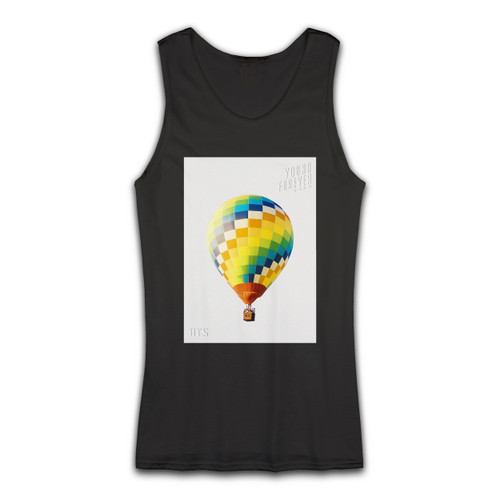 High quality print of this slim fit BTS The Most Beautiful Moment In Life Poster Women Tank Top will turn heads. And bystanders won't be disappointed - the racerback cut looks good one any woman's shoulders.