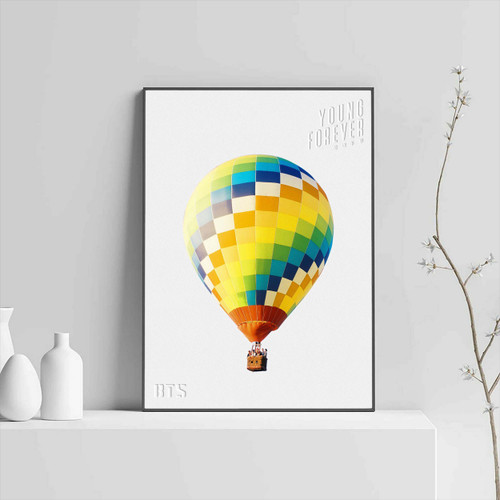 BTS The Most Beautiful Moment In Life Poster Poster