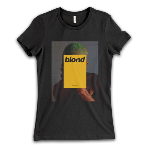 These are Frank Ocean Blonde Or Blond Women T Shirt that are cute tied to the side or paired with a cardigan or jacket for a more styled look. So comfy and classic, they are sure to make your vacation extra magical.