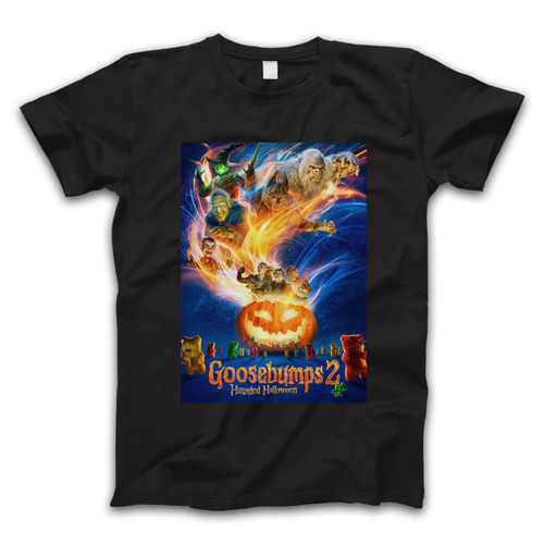 Goosebumps 2 Haunted Halloween Cover Men T Shirt