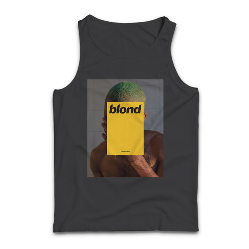Our cotton Frank Ocean Blonde Or Blond Men Tank Top is perfect for those intense workouts in the gym, at practice or pickup games.