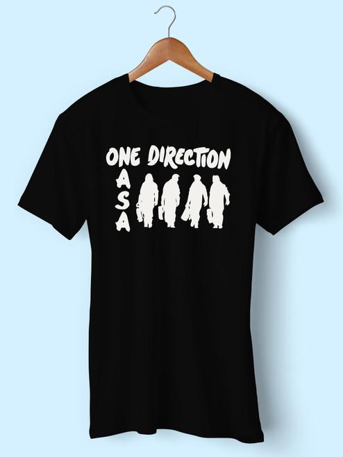 1d One Direction Nasa Men T Shirt