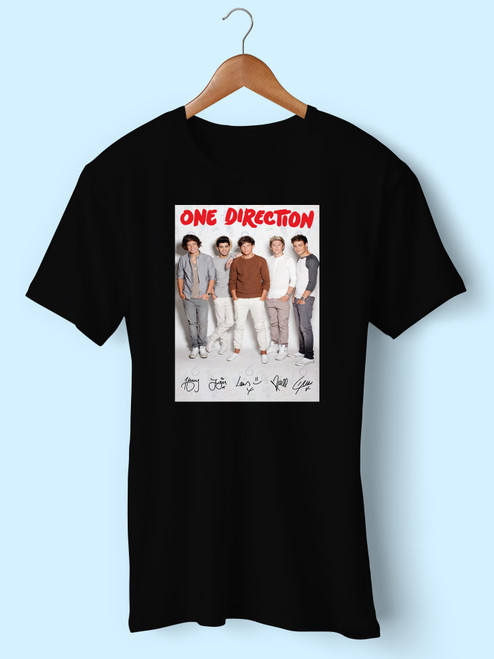 1D One Direction Men T Shirt