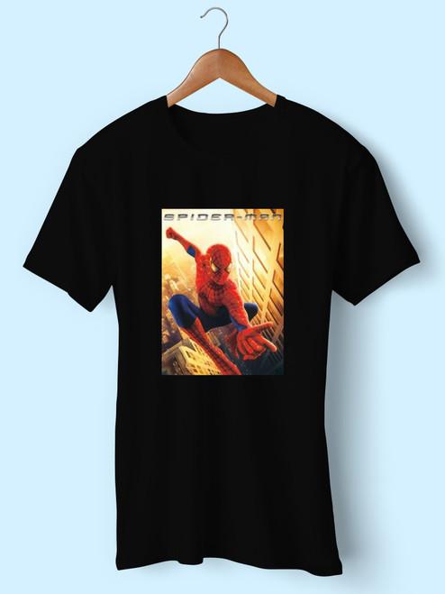 Best Spiderman Avengers Men T Shirt