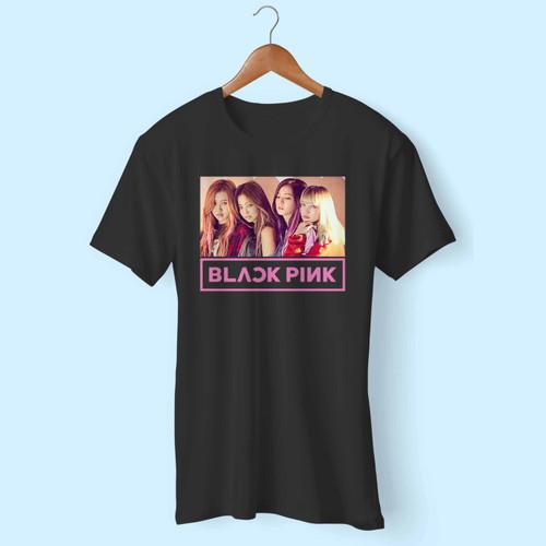 BLACKPINK Kpop Inspired Men T Shirt
