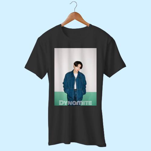 Bts Photos For Song Dynamite Jeon Jungkook Men T Shirt