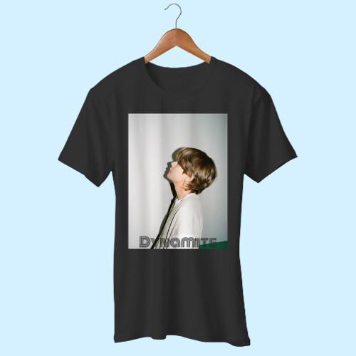 Bts Photos For Song Dynamite Kim Taehyung Men T Shirt