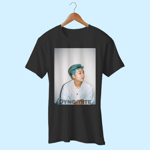 Bts Photos For Song Dynamite Rm Men T Shirt