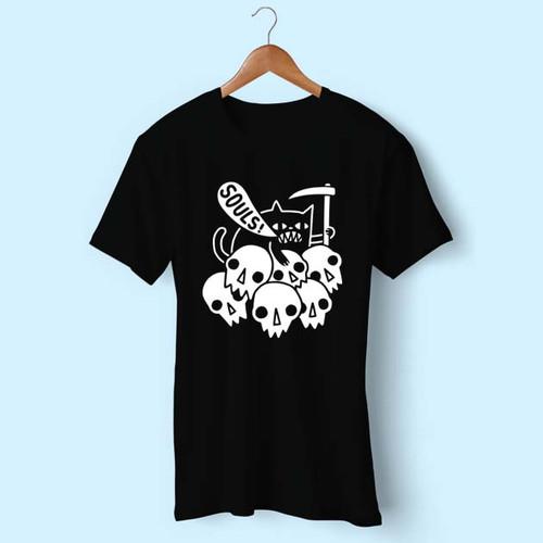 Cat Got Your Soul Men T Shirt