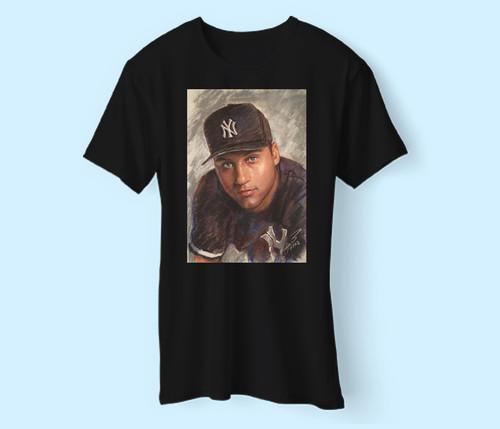 Derek Jeter Men T Shirt