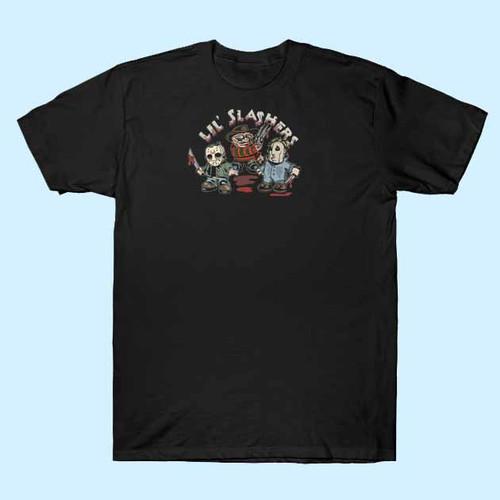 Lil Slashers Men T Shirt