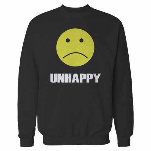 Your lil pump - unhappy crewneck sweatshirt just got an update. This super comfortable and lighter weight crewneck will become your favorite go-to sweatshirt. The cozy spandex cuffs and waistband make this pill-resistant sweatshirt a fan favorite.And your group will look and feel their best in this premium ringspun cotton crew.