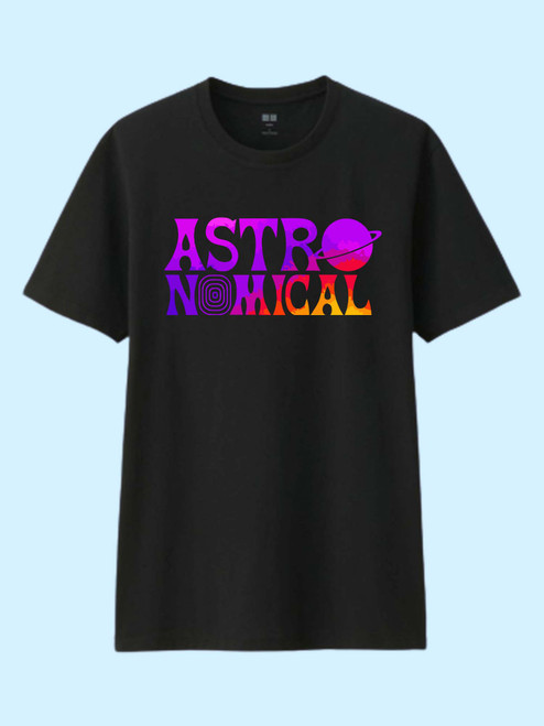 Astronomical Best Men T Shirt