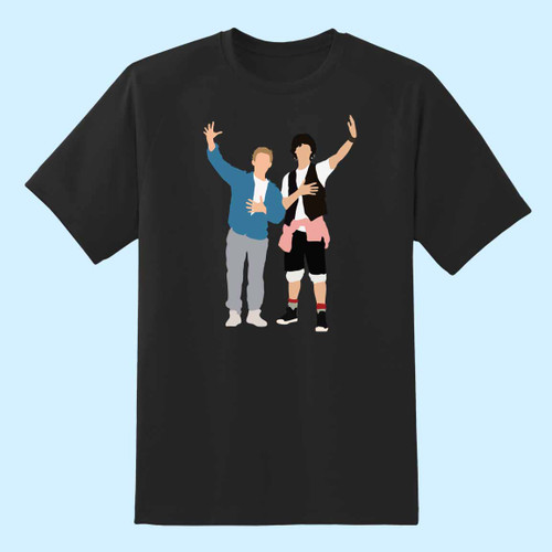 Bill And Ted Wyld Stallyns Best Men T Shirt