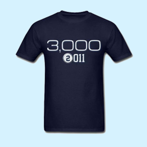 Derek Jeter 3000th Hit Best Men T Shirt