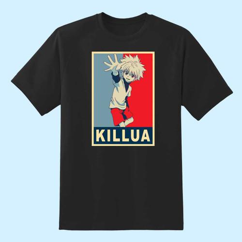 Killua Art Best Men T Shirt