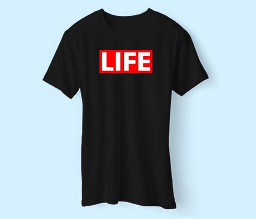 Life Best Men T Shirt