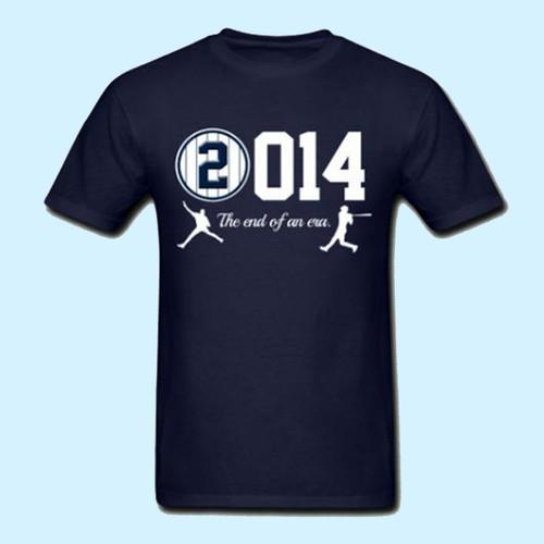 New York Yankees Derek Jeter Retire Best Men T Shirt
