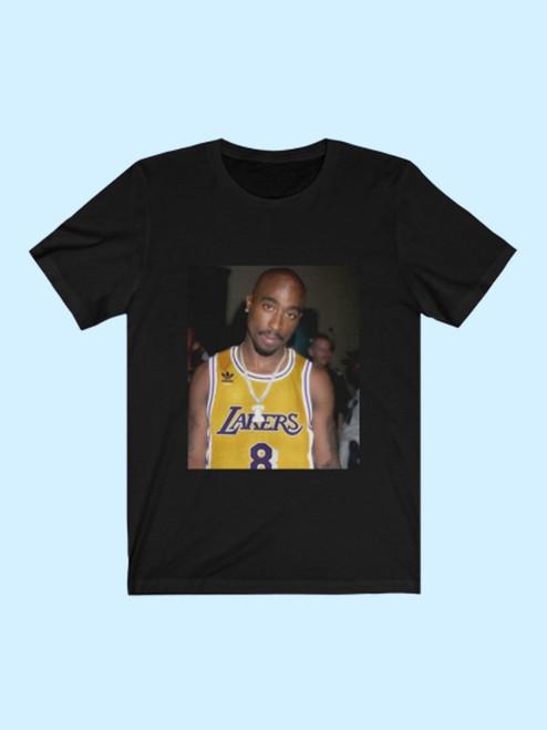 Tupsc Lakers Hip Hop Rap Best Men T Shirt