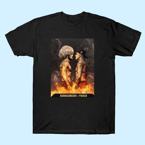 UFC 242 Khabib vs Poirier MMA Best Men T Shirt
