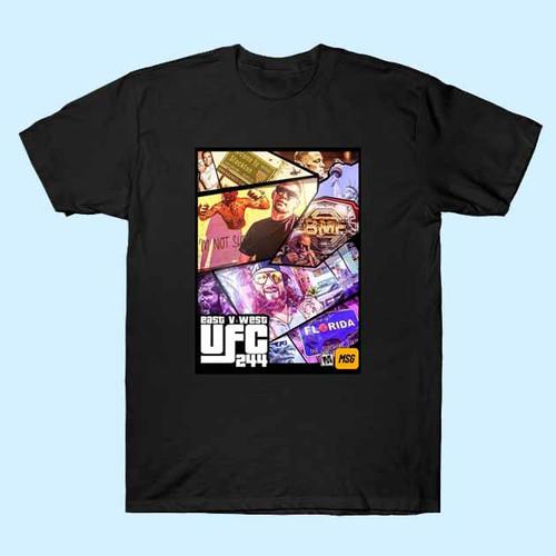 Ufc 244 MMA Best Men T Shirt