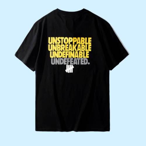 Undefeated Unbreakable Best Men T Shirt