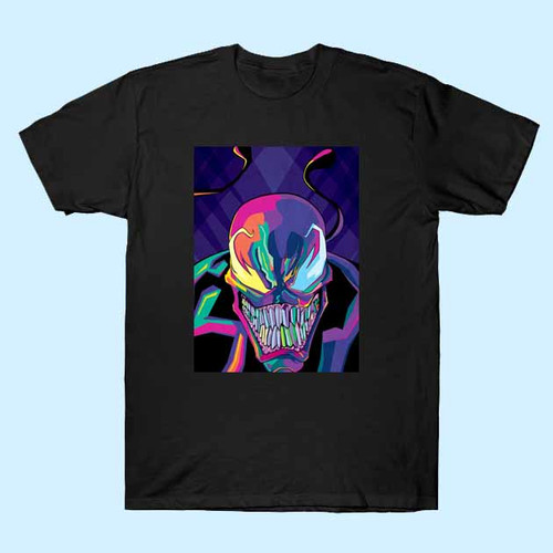 Venom Portrait Best Men T Shirt