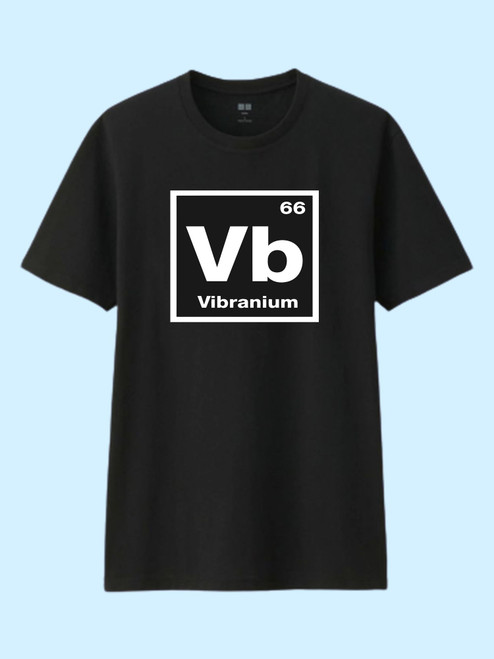 Vibranium Black Panther Best Men T Shirt