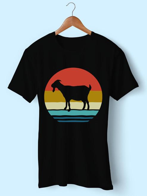 Vintage Goat Best Men T Shirt