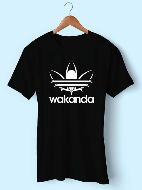 Wakanda Black Panther Logo Best Men T Shirt