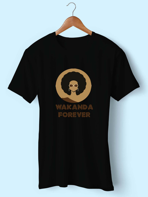 Wakanda Forever Best Men T Shirt