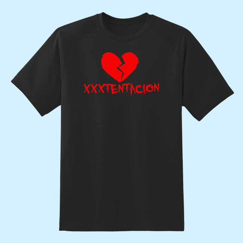 Xxxtentacion Logo Rapper Best Men T Shirt
