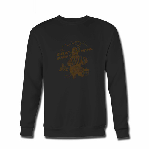 Your The Great Smoky Mountain Crewneck Sweatshirt just got an update. This super comfortable and lighter weight crewneck will become your favorite go-to sweatshirt. The cozy spandex cuffs and waistband make this pill-resistant sweatshirt a fan favorite.And your group will look and feel their best in this premium ringspun cotton crew.