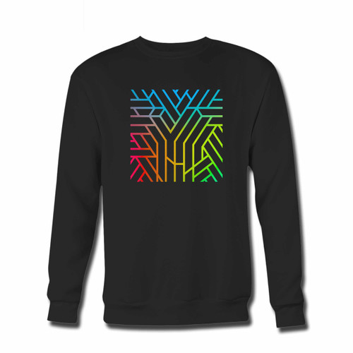 Your Years And Years Communion Colorize Crewneck Sweatshirt just got an update. This super comfortable and lighter weight crewneck will become your favorite go-to sweatshirt. The cozy spandex cuffs and waistband make this pill-resistant sweatshirt a fan favorite.And your group will look and feel their best in this premium ringspun cotton crew.