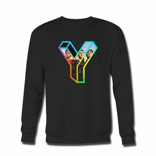 Your Years And Years Logo Photo Crewneck Sweatshirt just got an update. This super comfortable and lighter weight crewneck will become your favorite go-to sweatshirt. The cozy spandex cuffs and waistband make this pill-resistant sweatshirt a fan favorite.And your group will look and feel their best in this premium ringspun cotton crew.
